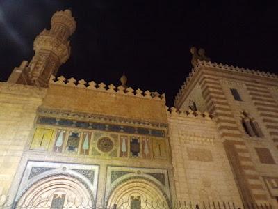 Mezquita Al Azhar