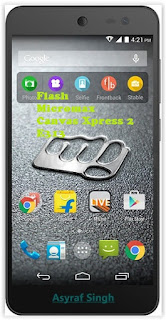 Install Stock Rom On Bricked/Bootloop Micromax Canvas Xpress 2 E313.