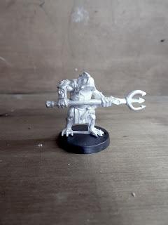 Dagonite Fishmen Warrior III