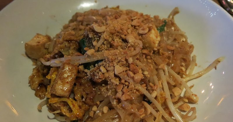 Full Noodle Frontity Pork Belly Pad Thai With Naked Heat From Naked Lunch S Chao Mien Pop Up
