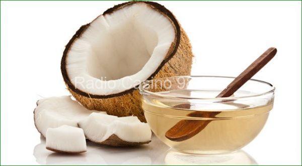 Propiedades y beneficios del aceite de Coco