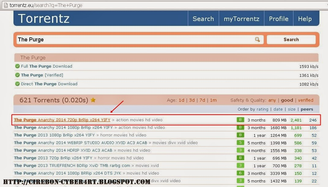 Cara Download Game & Film Gratis Menggunakan Torrent