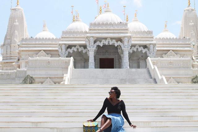 BAPS Shri Swaminarayan Mandir, explore georgia