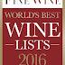 Distinción a la calidad al Restaurante Cabaña Las Lilas por su formidable carta de vinos