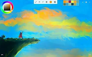 infinite painter app