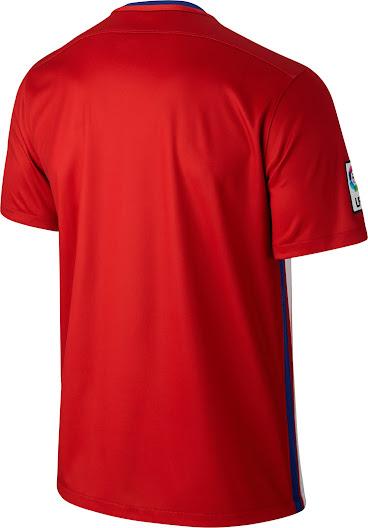 Atlético Madrid 15-16 Kits Released - Sports kicks bee52ea4a