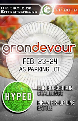 Grandevour Food Bazaar - UP Diliman