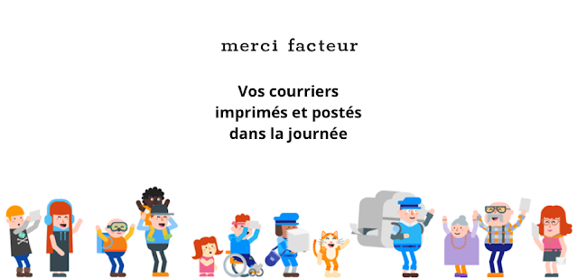 mercifacteurcourrierlettrecarte