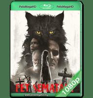 CEMENTERIO MALDITO (2019) WEB-DL 1080P HD MKV ESPAÑOL LATINO