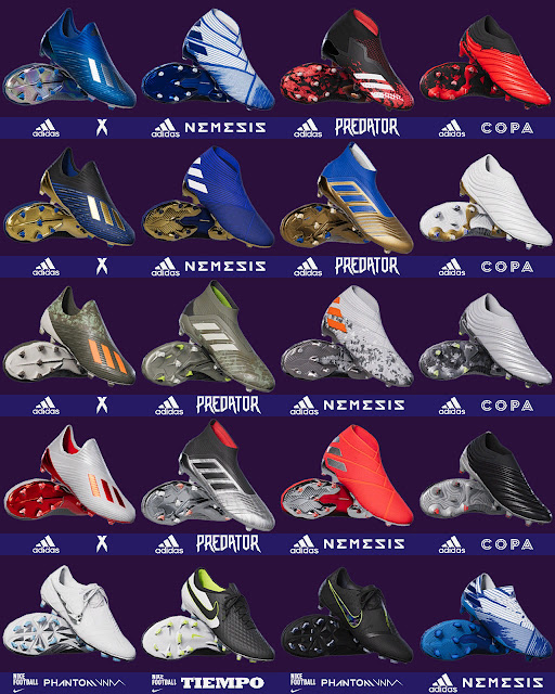 PES 2020 Bootpack V3 BETA by Ziyech.2304