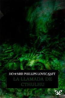 Portada del libro la llamada de Cthulhu para descargar en epub y pdf gratis