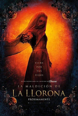 The Curse of La Llorona 2019 Custom HD Dual Latino Cam