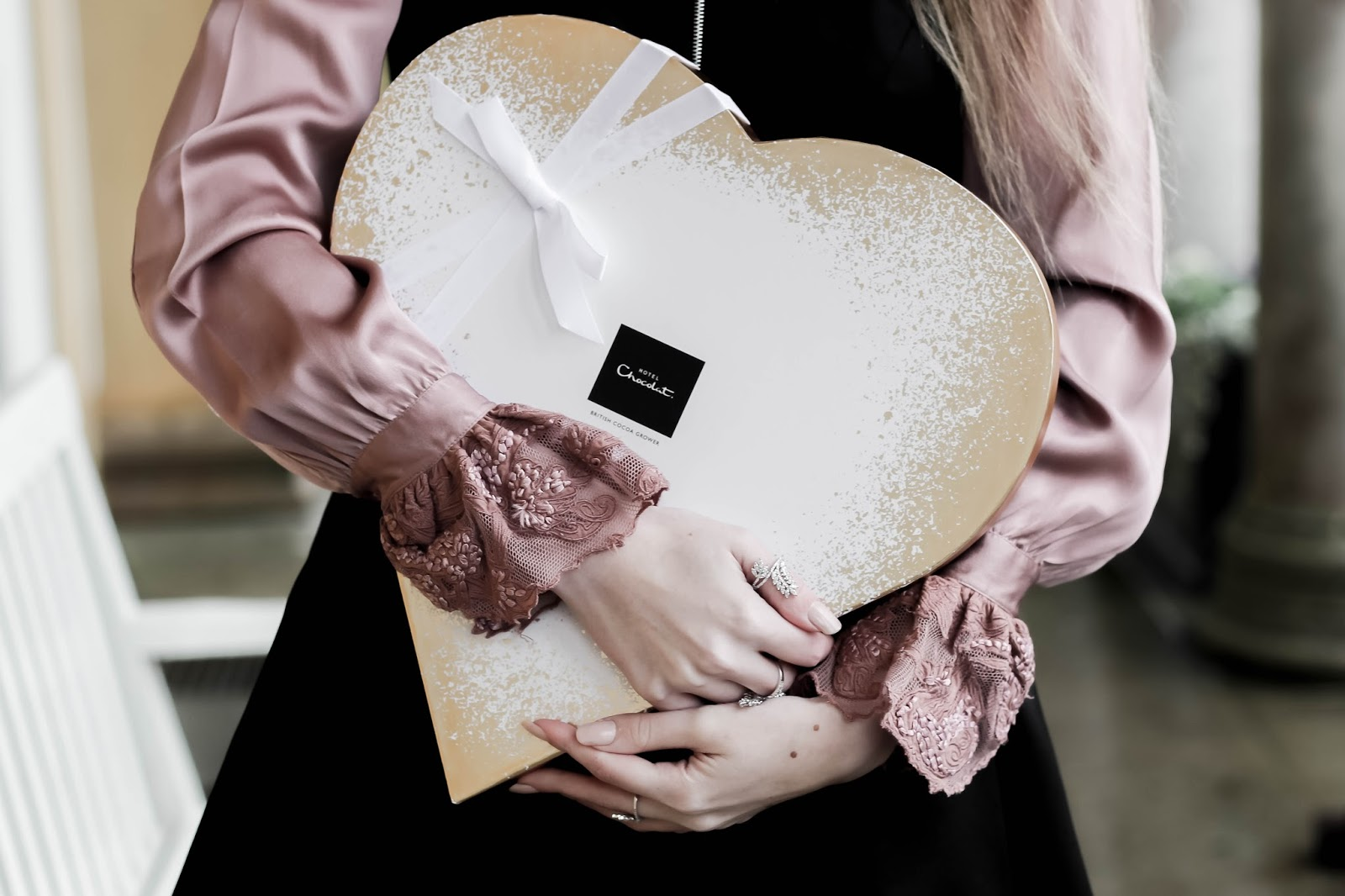 Hotel Chocolat Lifestyle Blogger Valentine's Photography
