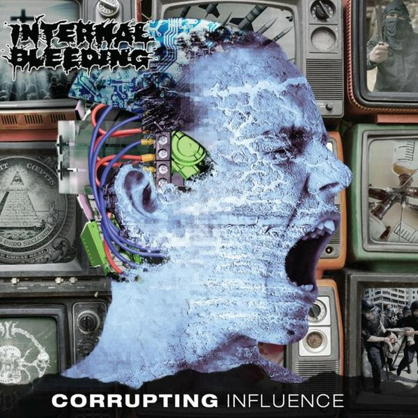 "INTERNAL BLEEDING siap Muncratkan kembali Full album ke-6 "" Corrupting Influence "" via Unique Leader Records"
