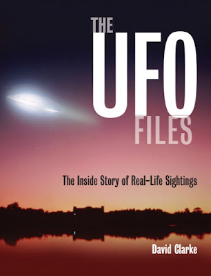 "David Clarke, author of ""The UFO Files"" and consultant to the National Archives' UFO project."