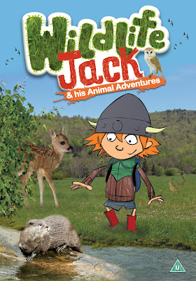 Wildlife Jack & his animal adventures DVD for kids