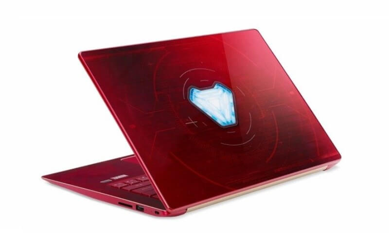 Acer Swift 3 Iron Man Edition