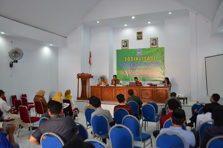 Korem 141/Tp Gelar, Sosialisasi Forum Kerukunan Umat Beragama (FKUB)