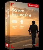 تسجيل الفيديو بجودة عالية Aiseesoft Screen Recorder