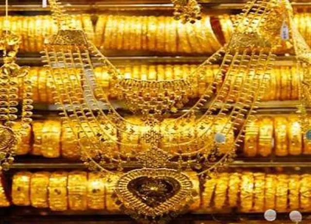 الذهب يقفز إلى أعلى مستوى له فى ستة أعوام وعيار 21 يسجل 662 جنيعا