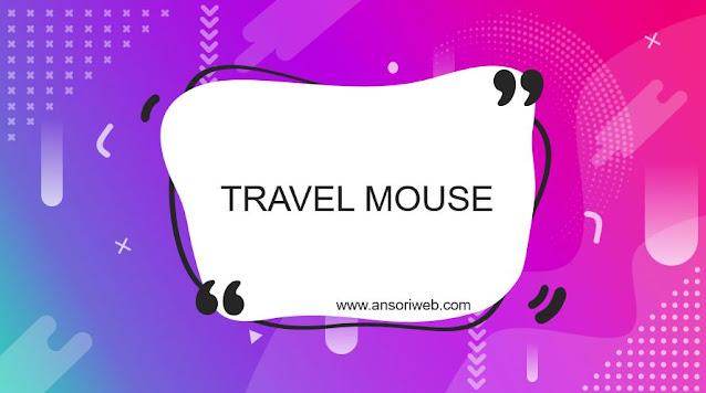 Travel Mouse, Have you Heard Of It ?