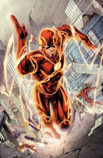 En los cómics, Barry Allen es el segundo Flash tras Jay Garrick