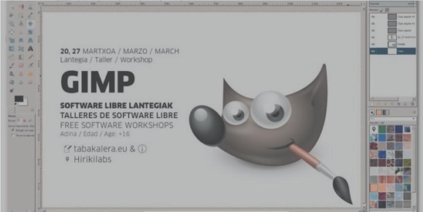 تحميل و تفعيل برنامج GIMP للتعديل على الصور