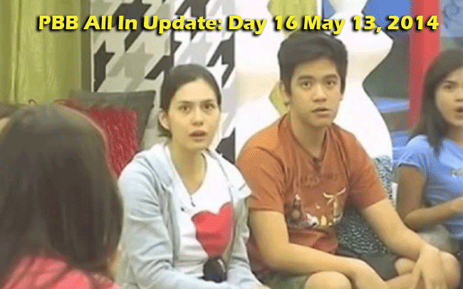 PBB All In Update: Day 16 May 13, 2014