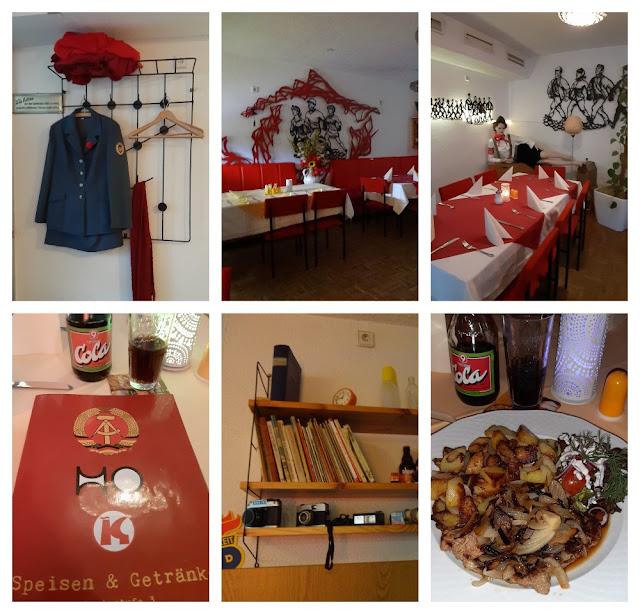 Onde comer e se divertir em Berlim -  Volkskammer
