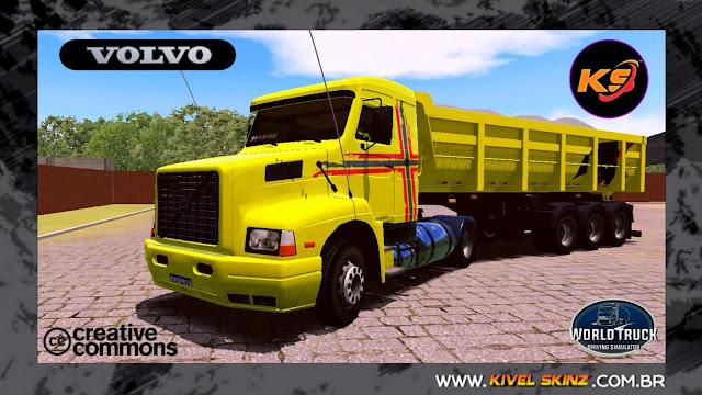 VOLVO NL12 EDC - AMARELO PERFORMANCE EDITION
