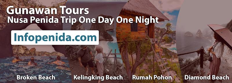 Package  Nusa Penida Trip One Day One Night - Info Nusa Penida