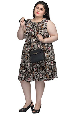 http://www.oxolloxo.com/floral-print-sleeveless-dress-with-neck-tie-up.html
