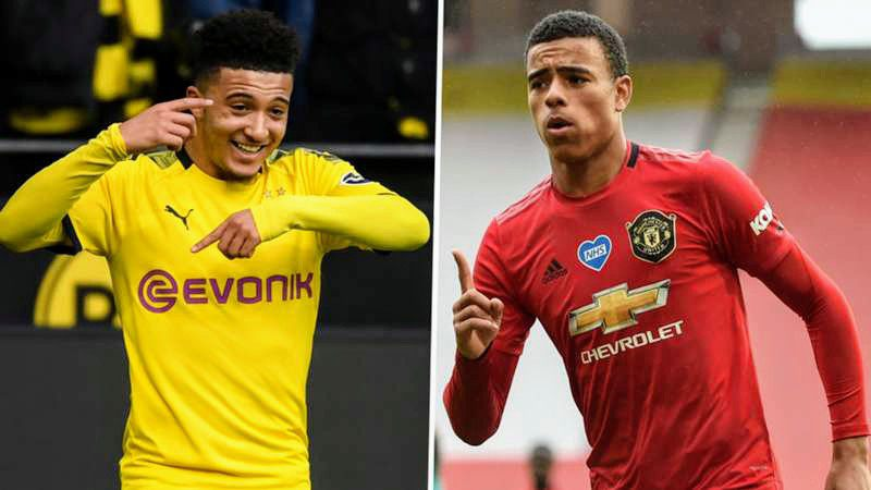 Sancho or Greenwood? Manchester United need both!