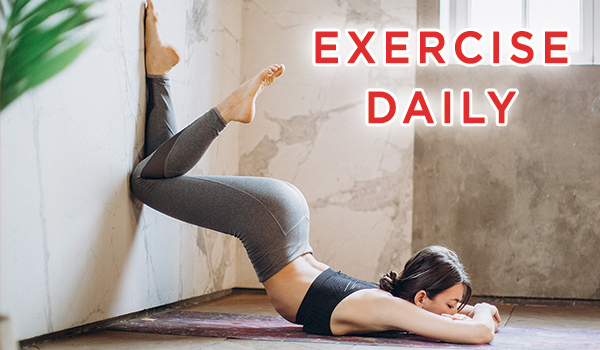 How To Control Your Subconscious Mind by Exercise daily
