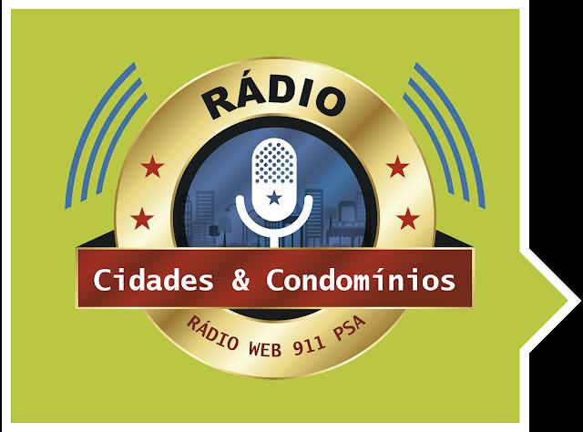 Programa Cidades e Condomínios n° 08 - NA RÁDIO COM MARCO ANTONIO