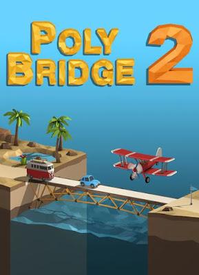 Capa do Poly Bridge 2
