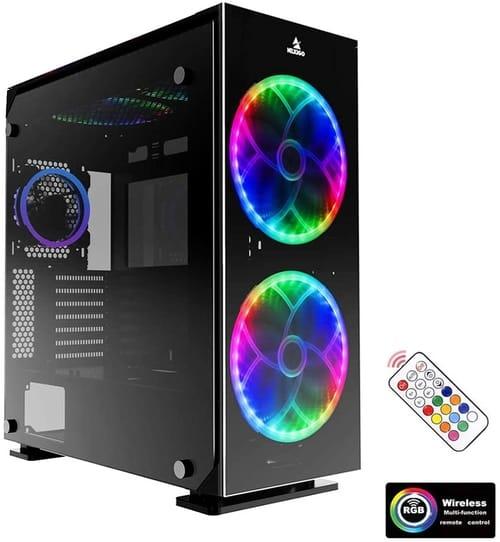 NexiGo Stellar ATX Mid-Tower PC Gaming Case Review