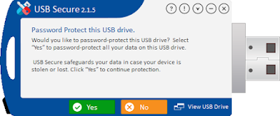 Screenshot USB Secure 2.1.5 Full Version