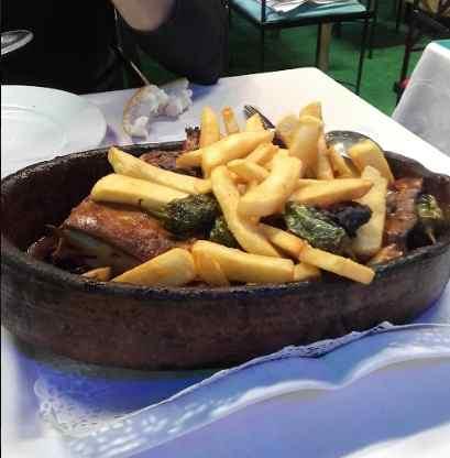 qué comer en Ávila
