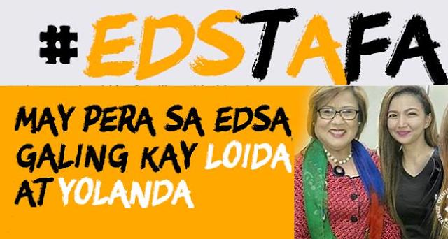 #EDStAfa: May pera sa EDSA scandal?