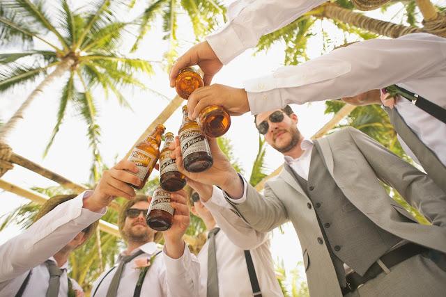 goście weselni a przygotowania ślubne