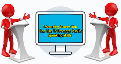 Promote Public Speaking Skills