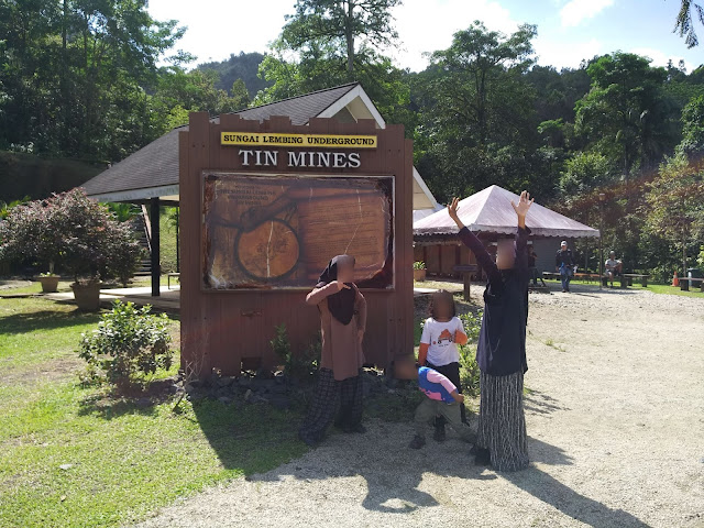 Cuti menarik di Kuantan dengan anak-anak