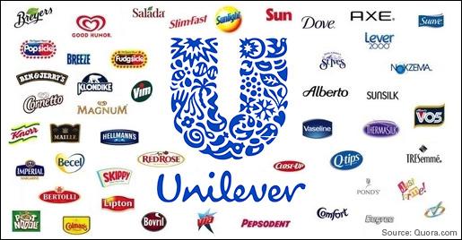 Nhà phân phối Unilever