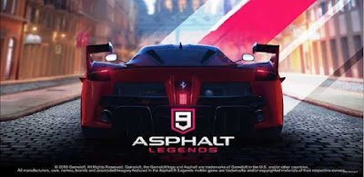تحميل لعبة Asphalt 9: Legends(الأسفلت 9: الأساطير) للأيفون نظام ios