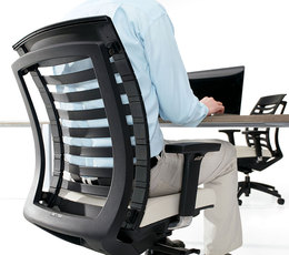 Self Adjusting Office Chairs