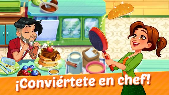 Delicious World: un juego de cocina de GameHouse