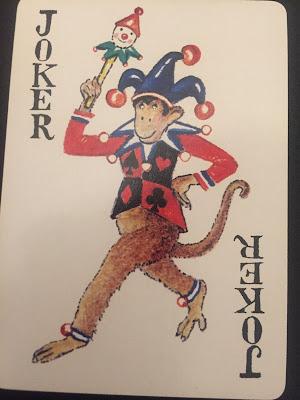 monkey joker jester