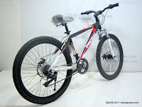 26 Inch Pacific Masseroni 3.0 21 Speed HardTail Mountain Bike
