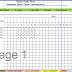 Contoh Absensi / Daftar Hadir Siswa Excel